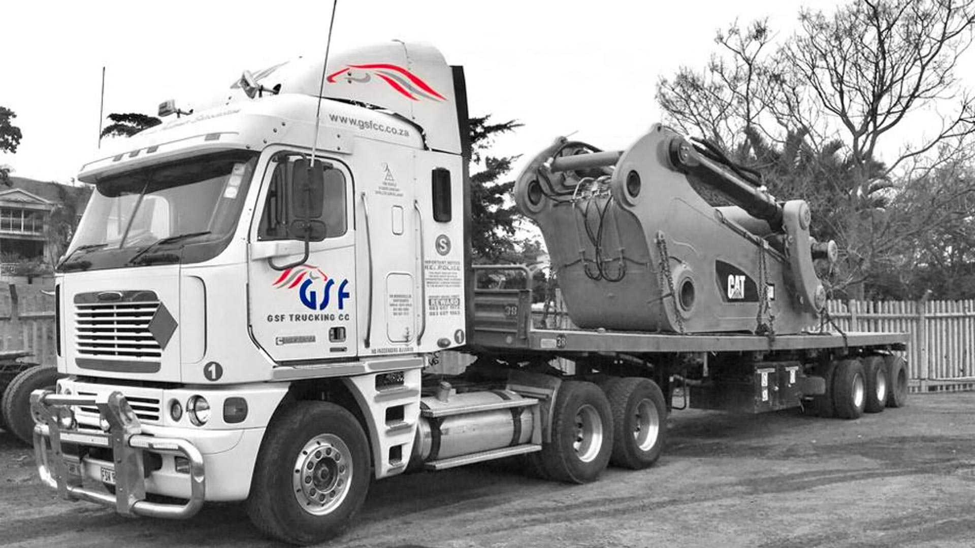 GSF Trucks - Load